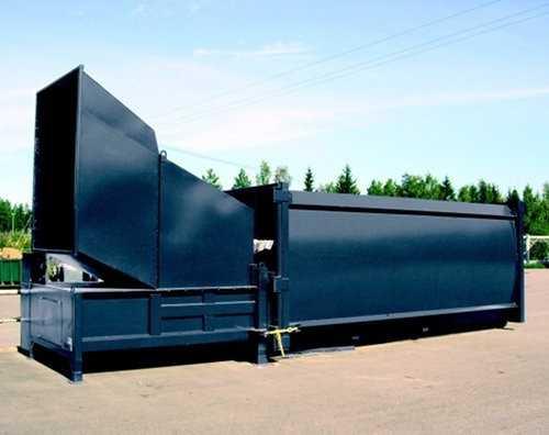 Стационарные компакторы Ecopress