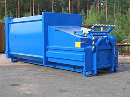 Моноблочные (мобильные) компакторы Ecopress