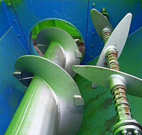 Шнековые компакторы Umwelt-Technik